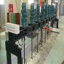 Spin Beam for Polyester Staple Fiber Production Line(PSF)