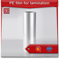 PE Peelable Lidding film for PP/PVC/PS containers