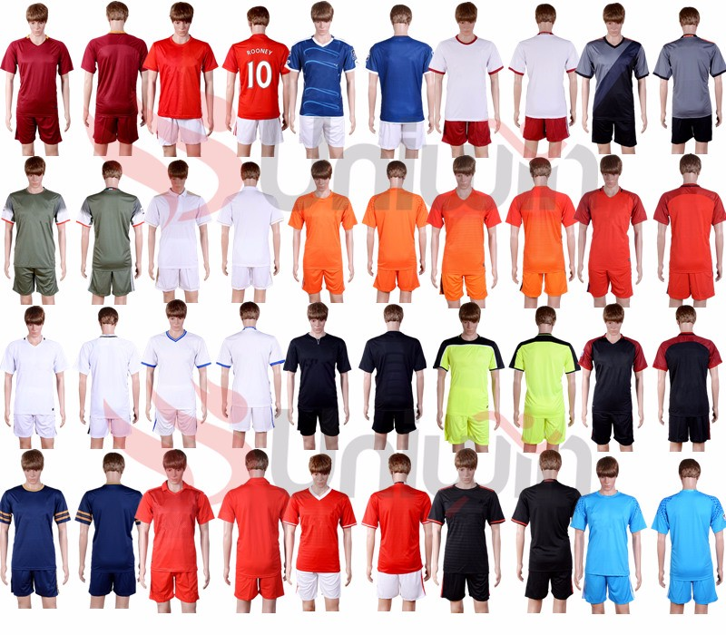 2016 National Teams European Cup Football Jersey Factory Price