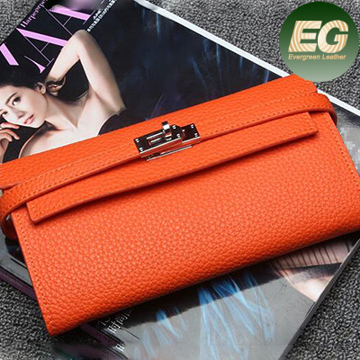 Alibaba supplier wallets classcial fashion purse women leather wallets