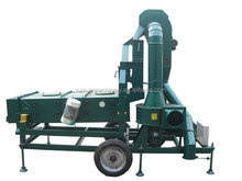 grain seed screen cleaners