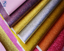 PU leather glitter materials to make sandals,synthetic leather BTB94