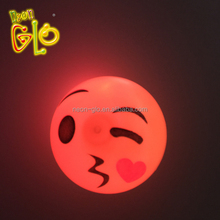China Factory Provide Light Up Toys Battery Flashing LED Bouncing Ball