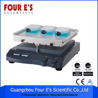 Four E's Scientific high performance medical laboratory adjustable speed shaker
