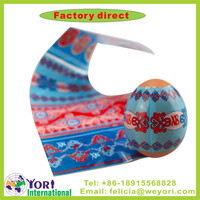 Customized New design high quality shrink wrap for Easter egg