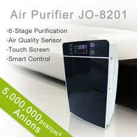 Air Ionizer Type and Portable Installation ionic air purifier JO-8201