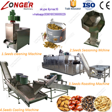 Industrial Stainless Steel Factory Price Peanut Roaster Automatic Sunflower Seeds Roasting Machine