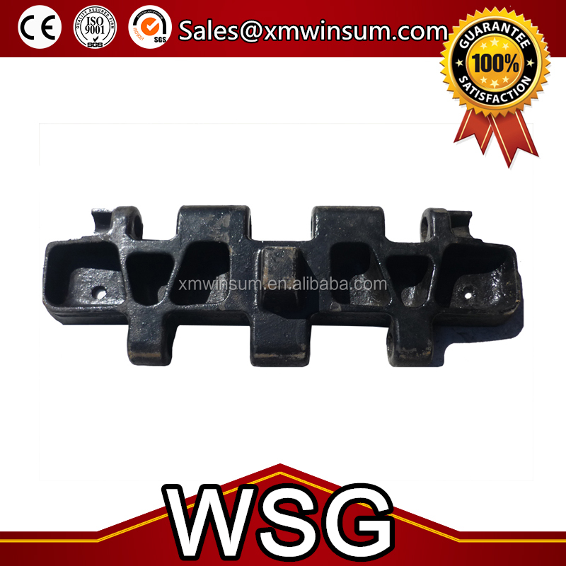 IHI CCH400 Track Pad Shoe Crawler Crane Undercarriage Parts