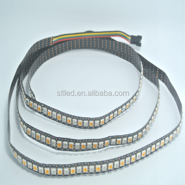 Flex LED Strips Type 5050 <strong>rgb</strong>+w 5v arduino apa102 pixel addressable led strip light