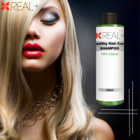 REAL+ ginger shampoo natural hair wholesaler shampoo products