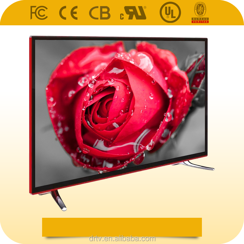 Cheapest China price 4k Smart LED LCD Samsung Panel TV