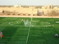 sports flooring price Turf for Soccer court