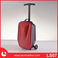 New Model Soft Trolley Luggage Bag Suitcase