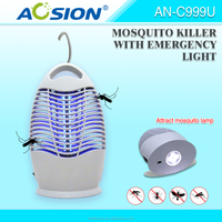 Aosion Sales UV Lamp Electronic Insect Killer ,Solar Mole Repeller AN-C999