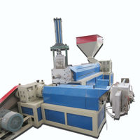 PE film granulant machine plastic granulation machines/plastic recycling granulator