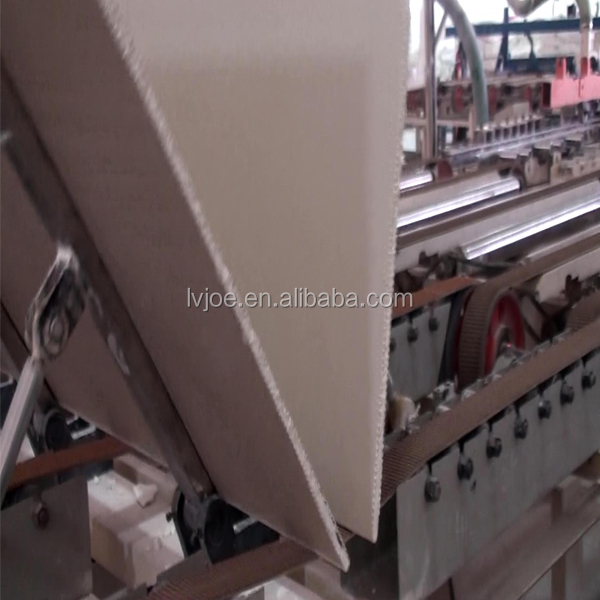 plaster of paris board manufacturing plant