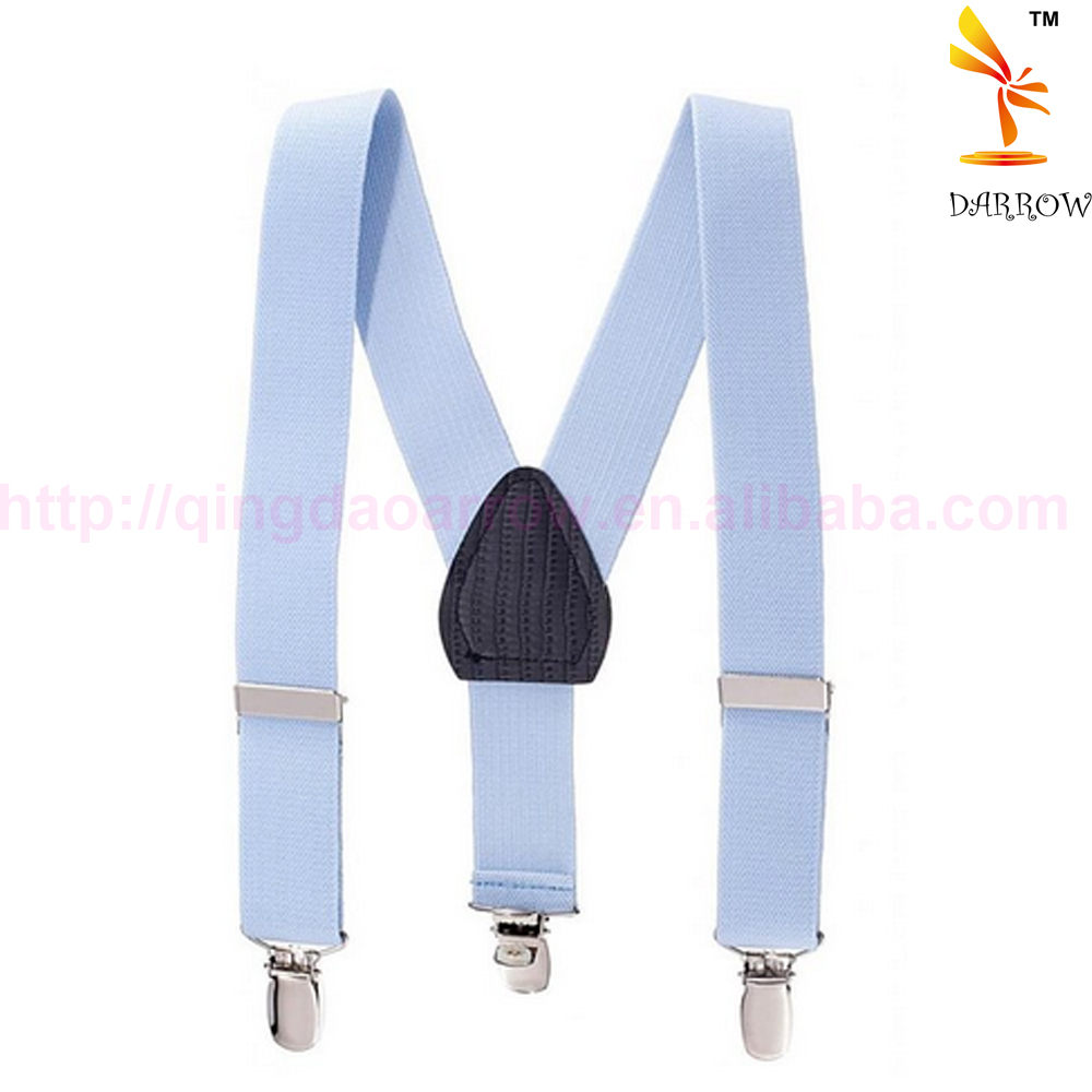 Suspenders With Y-Back Adjustable In Various Colours