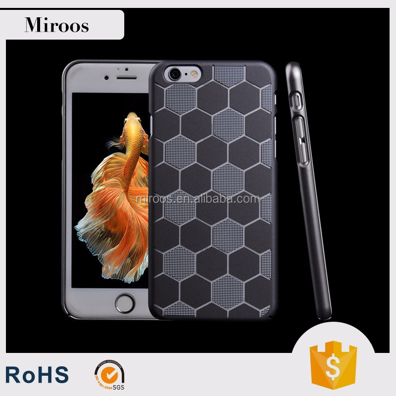 Custom mobile phone back cover pc case for iphone 6 wholesale