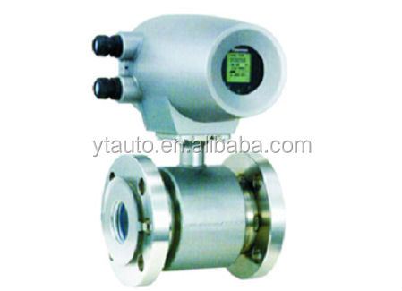 water waster electromagnetic flow meter CE approved/pvc water flow meter manufacturer China