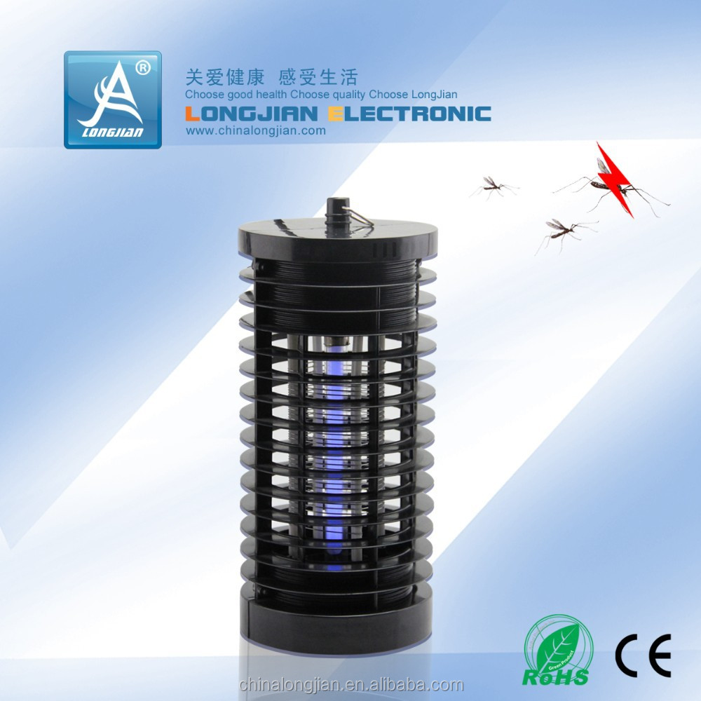 family ABS plastic bug zapper led electric mosquito killer lamp