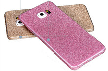 Full Body Glitter Bling Sticker Protector Luxury Cell Phone Cases Cover Skin for Samsung Galaxy S3 S4 S5 S6 S6 Edge