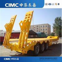 CIMC 3 Axle Low Loader Trailers