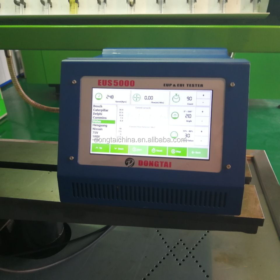 12PSB Diesel Injection Pump Test Bench with EUI EUP tester EUS900L