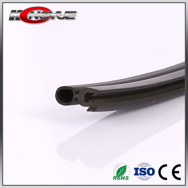 Factory supply Weatherproof Heat Resistant EPDM Rubber Window Seals Silicone Rubber Edge Trim