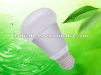 High Power Plastic Energy Saving E27 5W LED Bulb Light