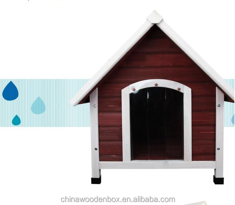 2015 creative handmade Wooden Dog House popular