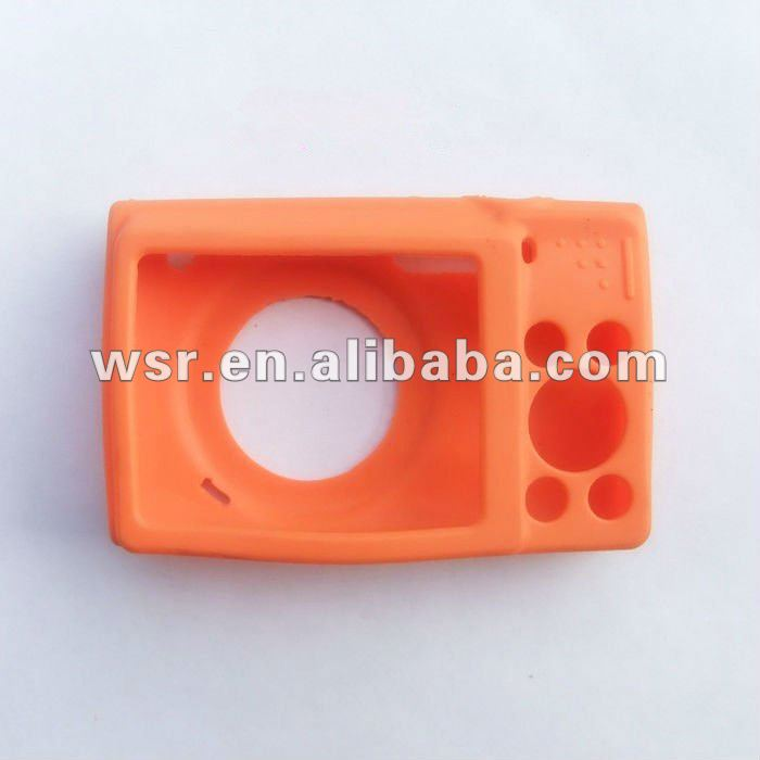 silicone digital camera case ,silicone camera cover