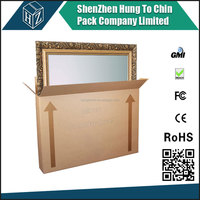 32 ECT PICTURE Recycled Corrugated Cardboard Single Wall Standard Side Load Box