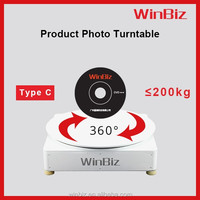 Winbiz Type C product 360 degrees photo 3d turntable scanner ideal for Large Products like Furniture,Clothing Models
