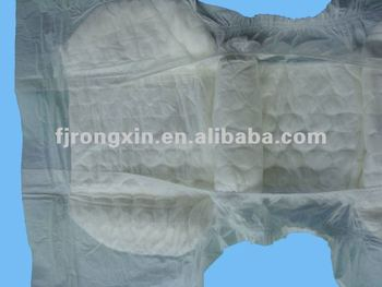 Disposable Diaper Type and Cotton Material adult diapers