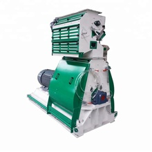 Industrial electric reversible feed grain corn maize pulverizer grinding hammer mill for sale