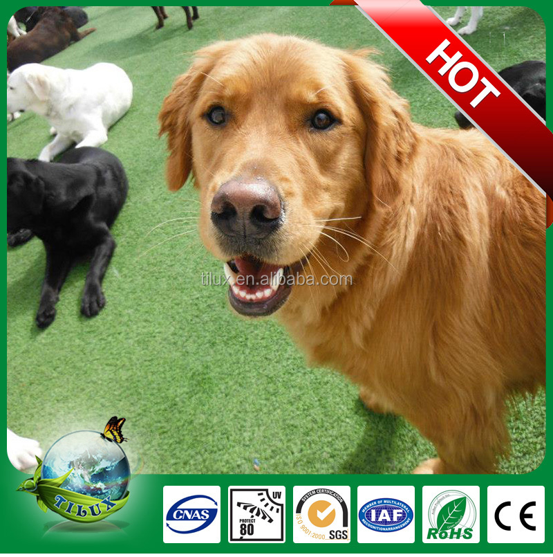 Dog Friendly OEM Turf Landscape Synthetic Lawn For Home Decoration