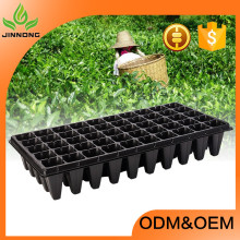 50 deep cells high quality plastic plant vegetable nursery seedling trays wholesale
