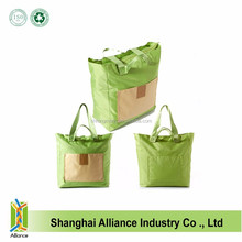 Korea Style Polyester Folding Travel Shopping Bag