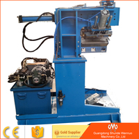 factory price stainless steel stainless steel buffing machine