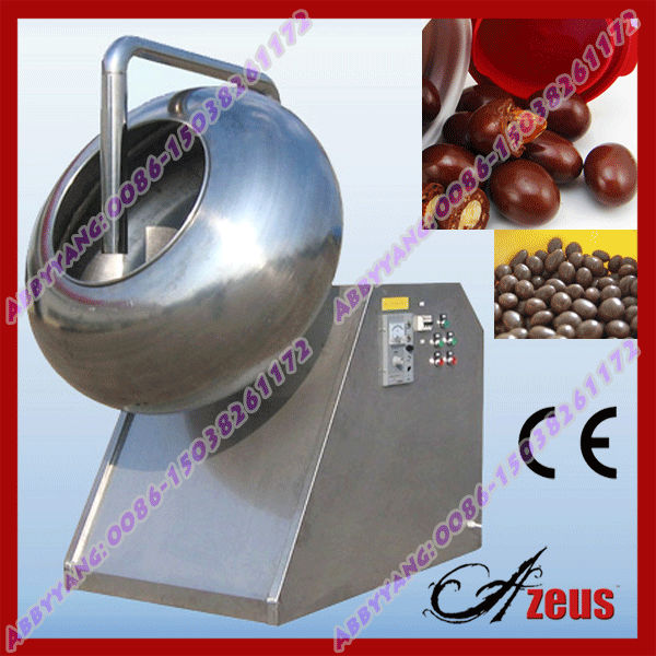 Chocolate glaze machine/Chocolate enrobing machine