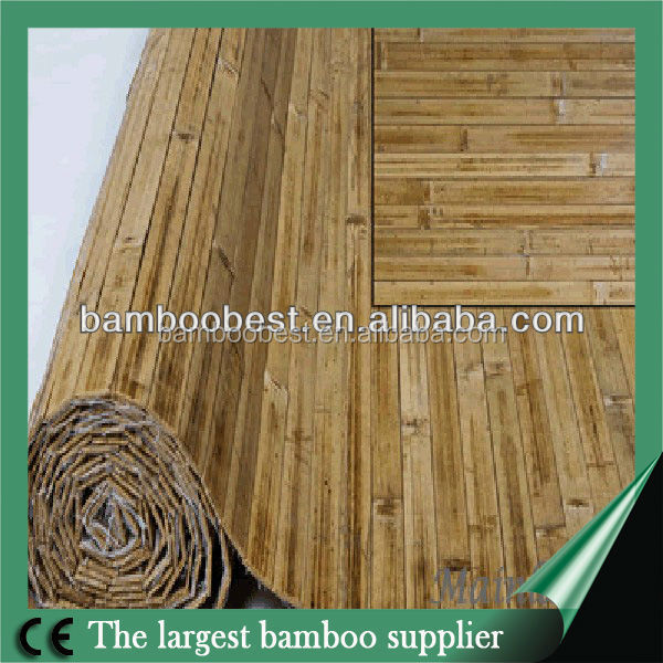 2014 popular bamboo product with CE certificate bamboo natural wallpaper