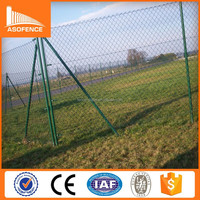 Low Price and High Quality chain link fence panels sale