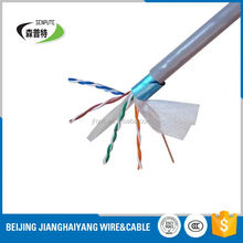 stranded pvc sheath cat6 flexible electrical cable