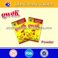 10g*10sachets*36strips QWOK HALAL MIXED CHICKEN STOCK POWDER