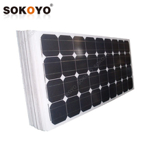 Competitive price CE ROHS certified 220w 250w 260w monocrystalline solar panel pv module