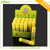 High grade 15g pvp glue stick with display box