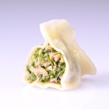 Chinese Food Frozen Pork Dumpling with Cumin
