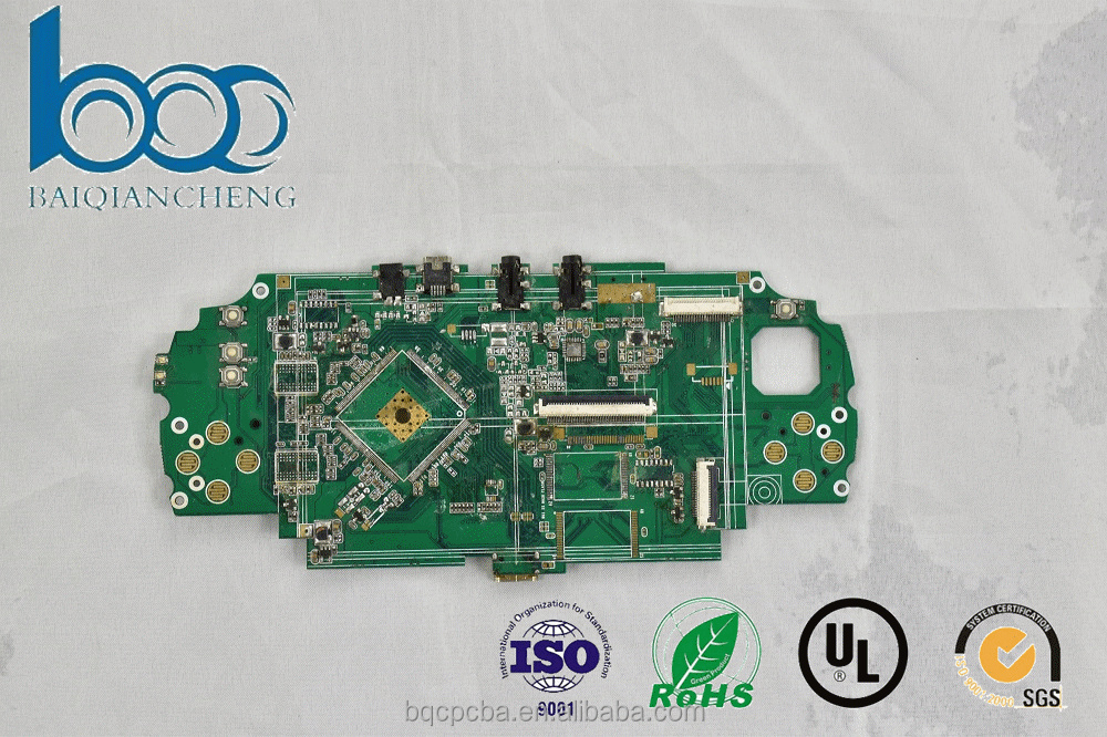 fr4/g10 pcb electric scooter pcba printed circuit board usb sd mp4 player circuit