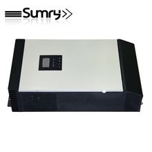 60A 1-5kva MPPT Pure Sine Wave Hybrid Solar Panel Inverte