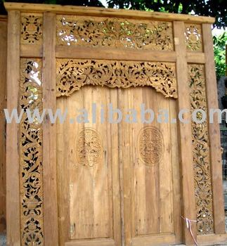Ukiran Pintu furniture